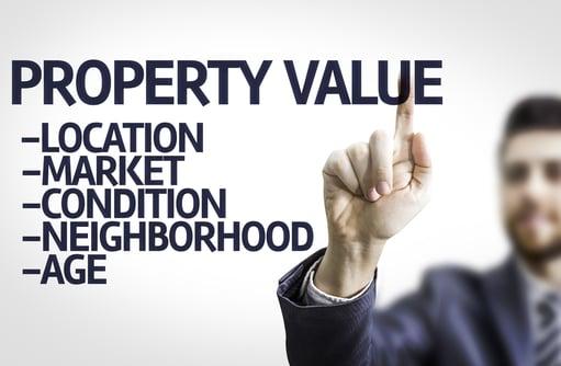 Property values Houston Texas