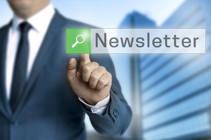 Insurance agency newsletter